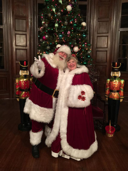Mrs Claus And Santa Photos Christmas Season 2014