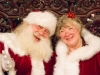 Mrs Claus and Santa EBELL