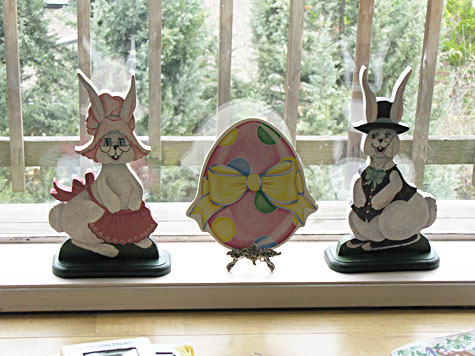 Mrs Claus - Easter Decorations