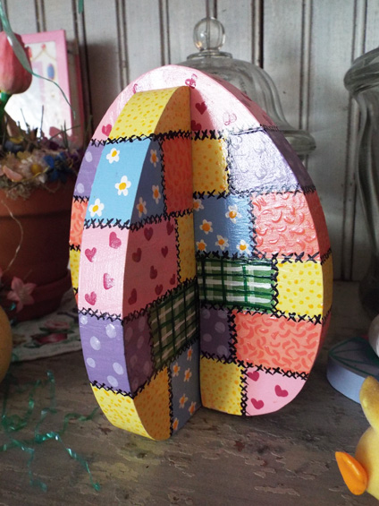 Easter Egg - The Holiday Hutch