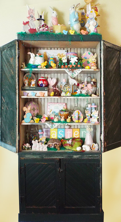 Easter / Spring Decorations - The Holiday Hutch